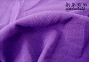 Polyester/Spandex Rib/Stop Two-Ways Stretch Fabric (PSX-RB1040) pictures & photos