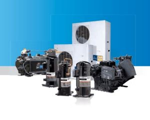 Copeland Hermetic Scroll Air Conditioning Compressor VP54KUE TFP (380V 50Hz 3pH R410A) pictures & photos