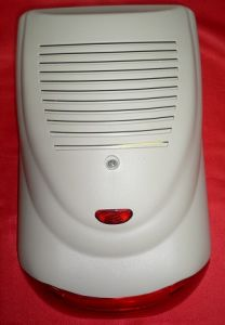 Alarm Outdoor Siren with Strobe pictures & photos