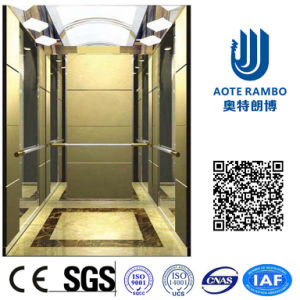 Passenger Elevator in German Technology (RLS-212) pictures & photos