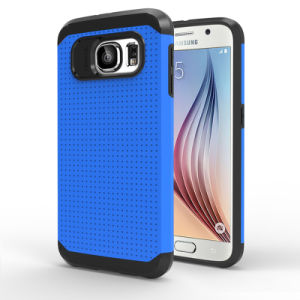 High Quality TPU+PC Armor Case Cover for Samsung Galaxy S6 G9200 pictures & photos