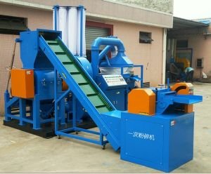 Full Automatic Copper Wire Scrap Granulating Line/ Machine (2014 New Type) pictures & photos