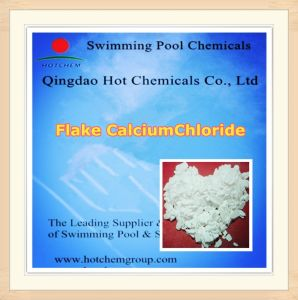Industrial Grade Snow Melting Agent Chemicals Calcium Chloride Dihydrate pictures & photos