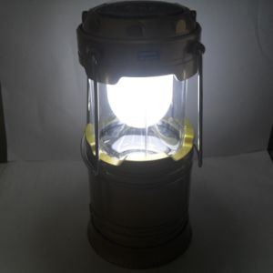 LEDs Rechargeable Hand Lamp Collapsible Solar Camping Lantern Tent Lights for Outdoor Lighting Hiking
