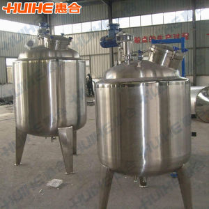 Stainless Steel Liquid Mixing Tank (China Supplier) pictures & photos