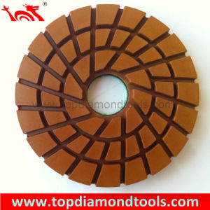 Resin Bond Floor Diamond Polishing Pads pictures & photos