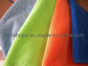Ultra Absorbent Microfiber Towel (11NFF828) pictures & photos