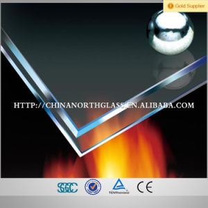 Window and Door 5mm-19mm Low Iron Fire Rated Glass pictures & photos