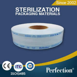 China Manufacturer of Heat Sealing Sterilization Flat Reel pictures & photos