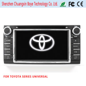 Car DVD GPS Navigation for Toyota Universal