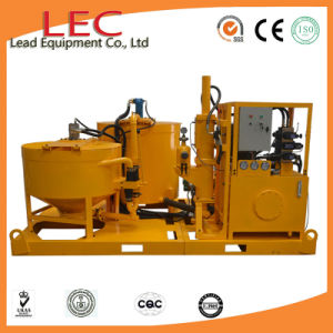 LGP400/700/100 Grout Station/Plant with ISO CE Certificate pictures & photos