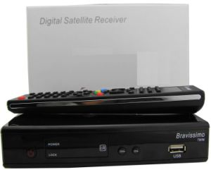 Bravissimo Satellite Receiver Twin Tuner DVB-S