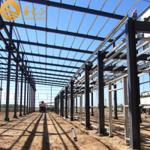 Ce ISO SGS Certificated Prefabricated Steel Structure Shed (SS-16) pictures & photos