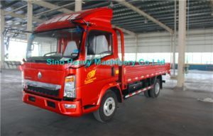 7 Ton Lorry Truck/HOWO Light Truck