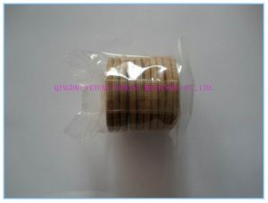 Automatic Snack Biscuit Tray Free Flow Packing/ Packaging Wrapping Machine pictures & photos