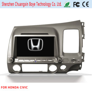 for Honda Civic Car GPS Car DVD Player pictures & photos
