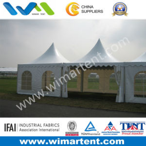 5mx5m White Aluminum Pagoda Tent for Party Exhibition Sports pictures & photos