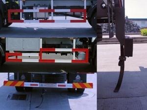 Oil Tank Truck 16 Ton pictures & photos