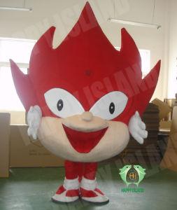 Hi En71 Popular Fireboy Mascot Costume