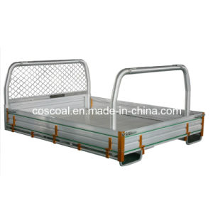 Aluminium/Aluminum Pickup Tray Body (ISO 9001: 2008 TS16949: 2008 Certified) pictures & photos