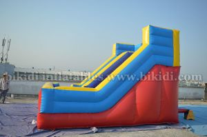 High Quality Small Indoor/Outdoor Inflatable Slide, Cartoon Slide, Commercial Grade Inflatable Slide for Sale pictures & photos