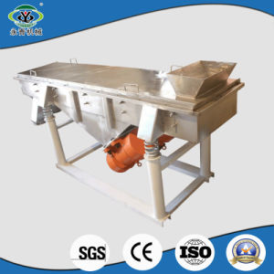 Stainless Steel Stearic Acid Linear Vibration Grading Sieve pictures & photos