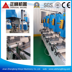 Multi Head Combination Drilling Machine for PVC Windows pictures & photos