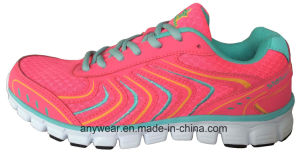 Athletic Women Running Gym Sports Shoes (515-5543) pictures & photos