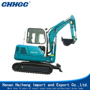 Best Price Mini Rubber Track Excavators for Sale pictures & photos
