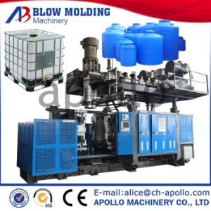 High Quality HDPE Water Tanks Making Machine Blowing Machine pictures & photos