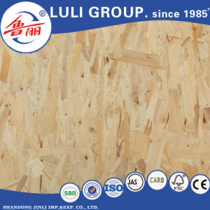 Pmdi Formaldehyde Free Glue OSB Since 1985′ with Gemany Dieffenbacher Line pictures & photos
