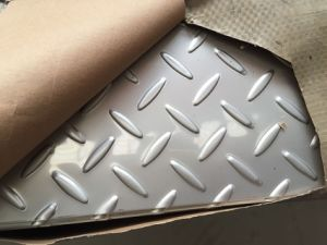 AISI 304 Stainless Steel Checkered Plate pictures & photos