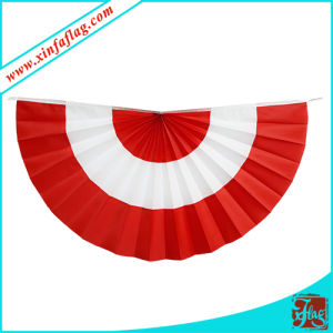 Fan-Shapped Bunting, Fan-Shapped Banner, Decorative Banner pictures & photos