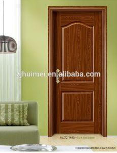 PVC MDF Wooden Door