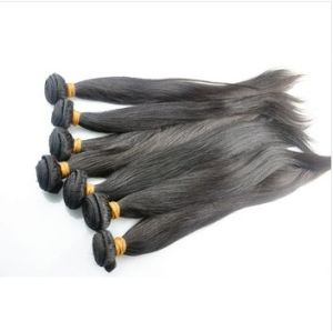 Hot Selling Virgin Malaysian Remy Human Hair Weft Weave pictures & photos