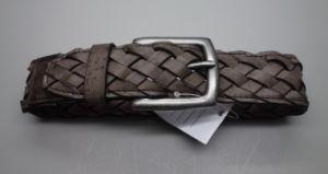 New Fashion Vintage Style Men′s Leather Belt (EUBL1417-40)