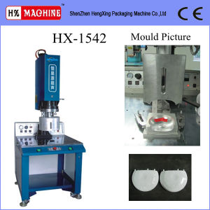 Ultrasonic Plastic Welder Machine for LED Lamp