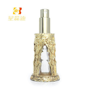 Middle East Essenal Oil Fragrance Oil Glass Bottle Perfume Bottle pictures & photos