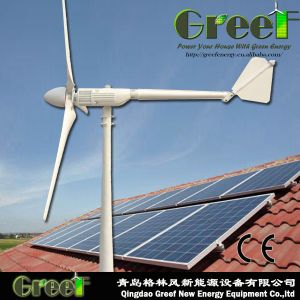 300W Electric Generating Windmills for Sales Alibaba China pictures & photos