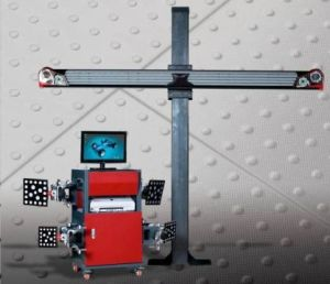 Latest 3D Wheel Alignment Dt320 pictures & photos