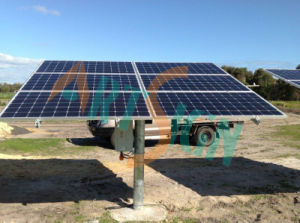 Single Pile Ground Bracketing System for Solar Power pictures & photos