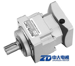 ZD Helical Gear Planetary Gear Box (750W Servo Motor) pictures & photos