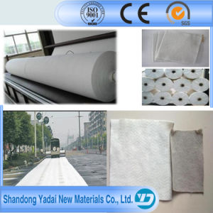 Needle Punched Polyester/Polypropylene Nonwoven Geotextile pictures & photos