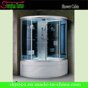 Acrylic Bathroom Computerized Hydro Massage Bathroom Steam Shower (TL-8841) pictures & photos