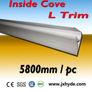 H-Trim, J-Trim, Inside Cove L Trim, Outside-Corner pictures & photos