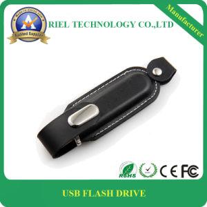 High Quality Bulk Cheap Leather USB Flash Drive
