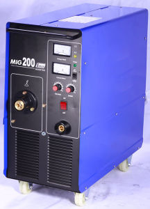China Best Quality Inverter DC MIG Welding Machine MIG200s pictures & photos