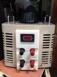 Tdgc2 Series Digital Contact Voltage Regulator/Variable Transformer 1phase, Tdgc2-0.5/1/2/3/5/7/10/15/20/30/40kVA