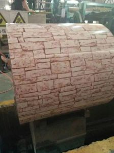 Low Price Hot Sale Prepainted Galvanized Steel Coil PPGI pictures & photos