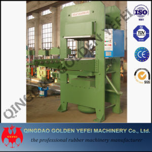 Electric Heating Rubber Machinery Vulcanizing Press Machine Mixing Mill pictures & photos
